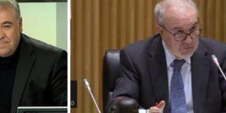 Ferreras se indigna con la demagogia de Pedro Solbes y destapa su gusto por las puertas giratorias