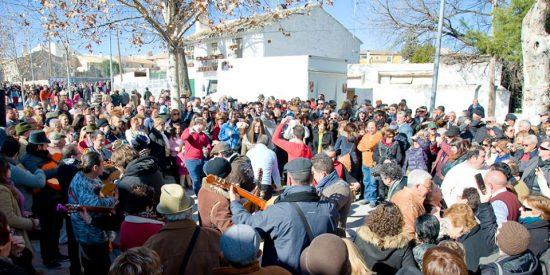 La Fiesta de las Cuadrillas de Barranda, Murcia