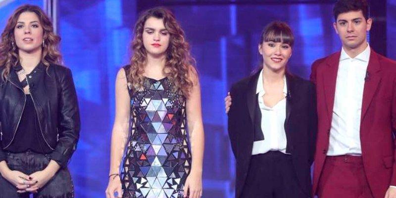 Miriam, Alfred y Aitana estarán junto a la favorita Amaia en la final de 'OT'