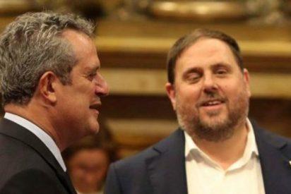 """""""A Junqueras y a Forn no les han dejado ir a misa en Estremera"""""""