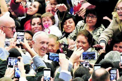 """""""El Papa ha cambiado la imagen de la Iglesia católica"""""""