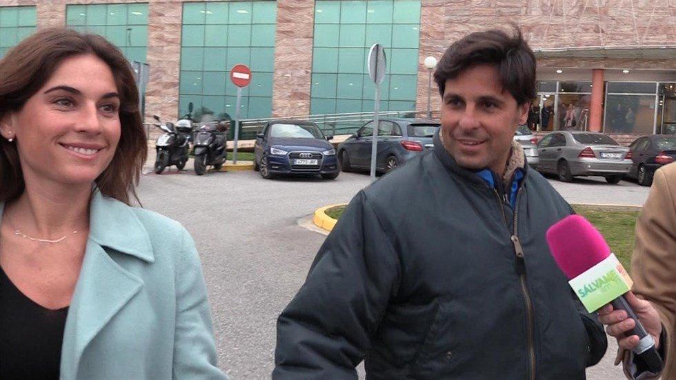 Francisco Rivera coincide con Isabel Pantoja tras conocer a la pequeña Carlota