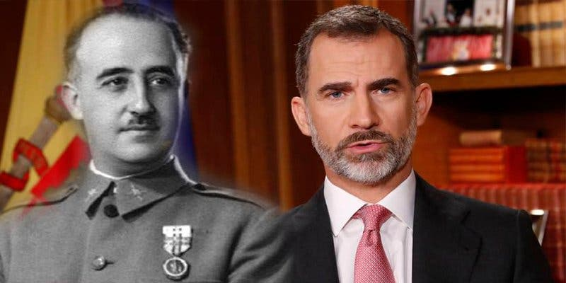 ¿Debe el Rey Felipe VI mantener los títulos nobiliarios de la familia Franco?