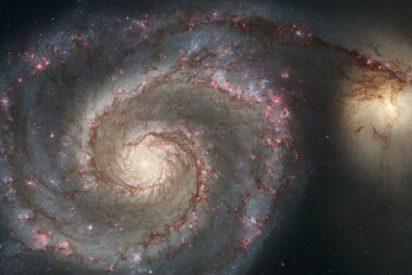 Los astrónomos detectan 'torbellinos' de gas en las primeras galaxias del Universo