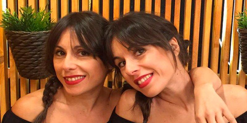 'First Dates': Cachondeo en la red con la hostia que se pega una de las cameras gemelas