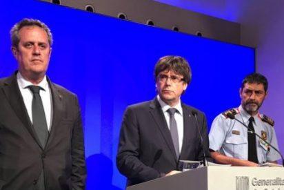 """Puigdemont y Forn no descartaban provocar """"un conflicto armado"""" con el Estado"""