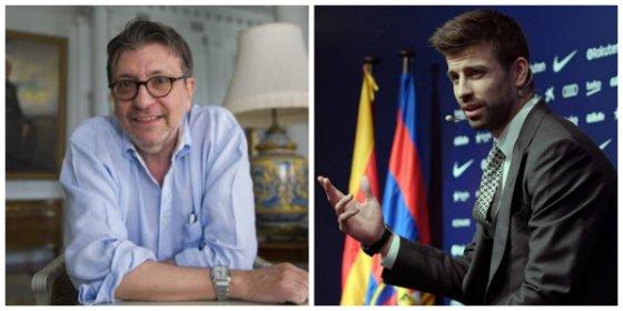 Bestial 'zasca' de Ignacio Camacho a Gerard Piqué sobre los comicios catalanes