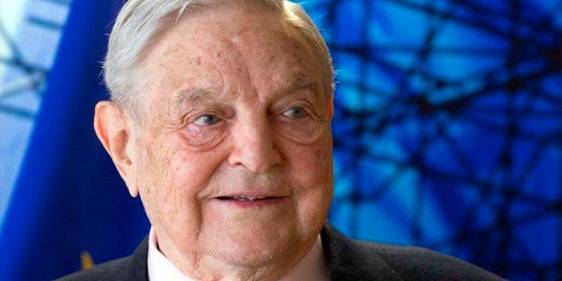 """George Soros: """"Los días de Facebook y Google están contados"""""""