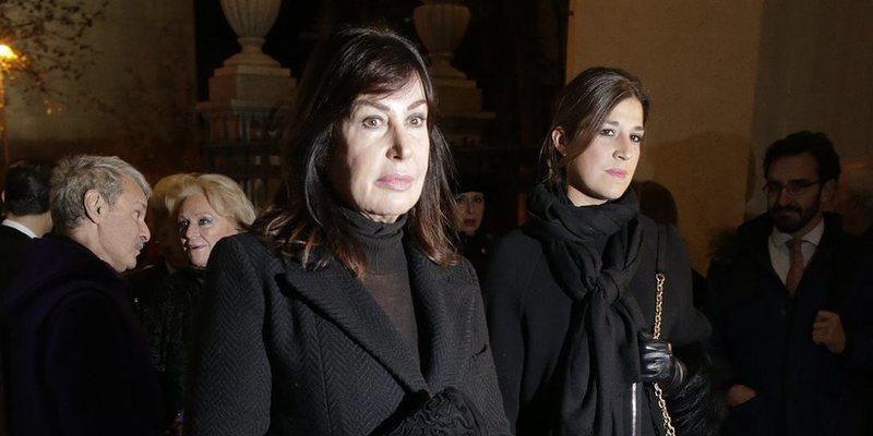 En el funeral por Carmen Franco no hubo nadie de la Familia Real española