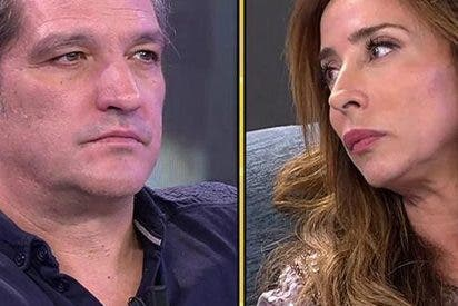 María Patiño, rota de dolor, se harta de las mentiras de su amigo Gustavo González