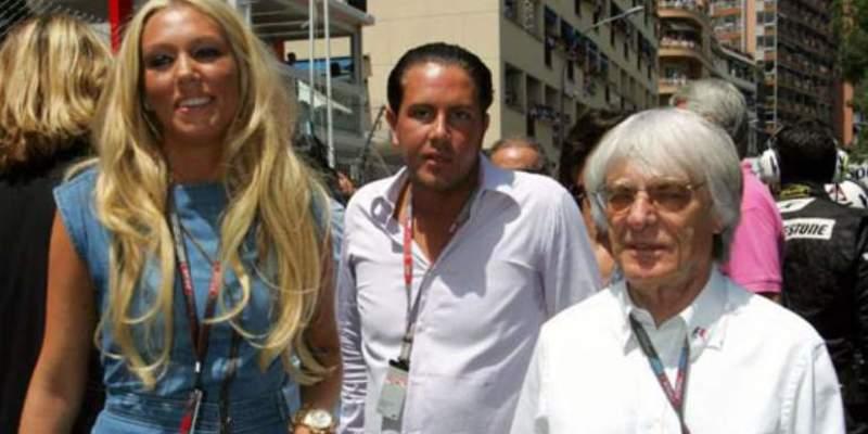Fórmula 1: Roban 100 millones de euros al ex yerno del magnate Bernie Ecclestone