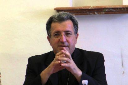 """Ginés García Beltrán: """"Vengo con libertad, para estar entre la gente, no sabría ser obispo de otro modo"""""""