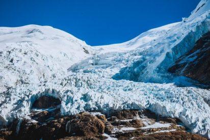 Desvelan, por fin, a qué se debieron los colapsos de glaciares en el Tíbet en 2016