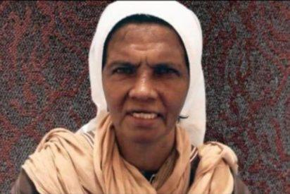 Nueva prueba de vida de la monja colombiana secuestrada en Mali