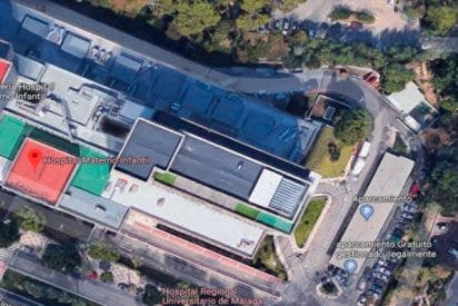¿Sabes qué muestra Google Maps al lado de un hospital de Málaga que tanto cachondeo genera en las redes?
