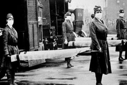 Así fue la gripe española, la enfermedad que mató más personas que la Primera Guerra Mundial