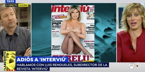 La Espinita Clavada De Luis Rendueles En Interviu Con Susanna