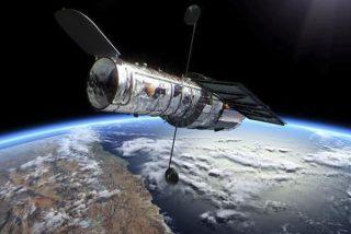 El Hubble descubre galaxias que carecen de materia oscura
