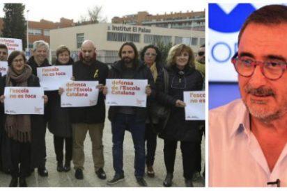 """Herrera, a los 'cagones' profesores que acosaron a hijos de guardias civiles: """"Miserables ratas"""""""
