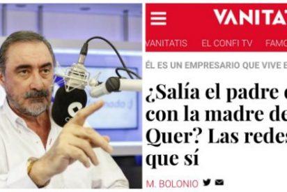 """Carlos Herrera, a saco contra los medios por el 'caso Quer': """"Algunos se comportaron como carroñeros sin escrúpulos"""""""