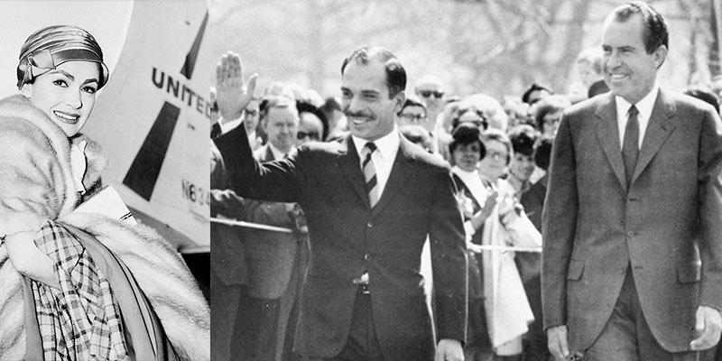 La CIA destapa este secreto bien escondido del rey Husein de Jordania