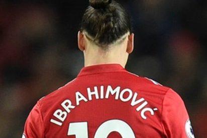 Zlatan Ibrahimovic, fuera de la Eurocopa