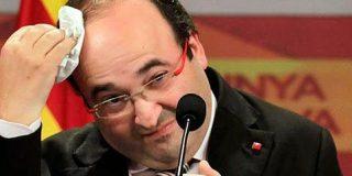 El dossier secreto del PSOE que da la puntilla a Iceta tras la faena de Ciudadanos