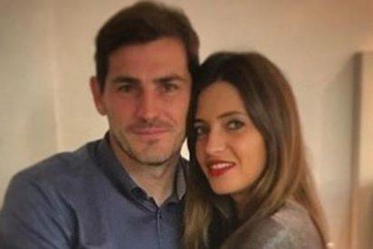 Fútbol y Amor: La imagen más tierna de Sara Carbonero e Iker Casillas