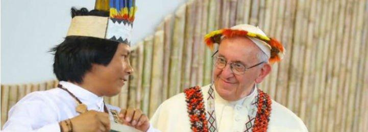 """Clamor del Papa contra el machismo: """"No se puede normalizar la violencia contra la mujer"""""""