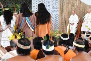 """Francisco: """"Nunca los pueblos originarios estuvieron tan amenazados"""""""