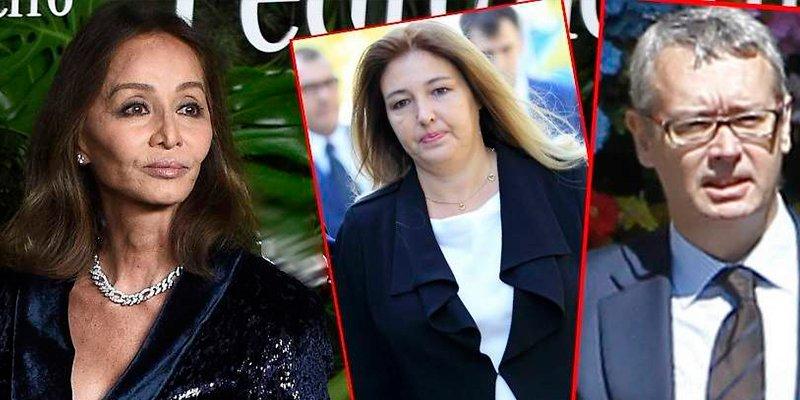 Isabel Preysler en pie de guerra contra los hijos de Miguel Boyer