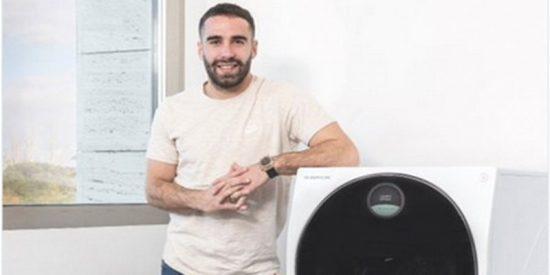 El hilarante spot de lavadoras de Carvajal, con guiño y zasca incluidos