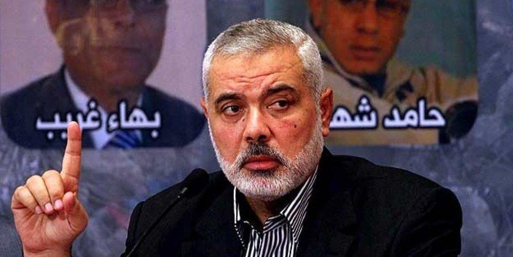 Estados Unidos incluye a Ismail Haniyeh, líder de Hamas, en la lista negra de terroristas
