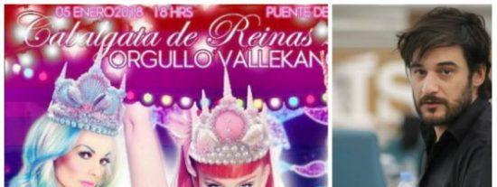 El País, con Manolo Jabois en lo alto de la carroza, sale a defender con rabia la cabalgata 'drag queen' de Carmena