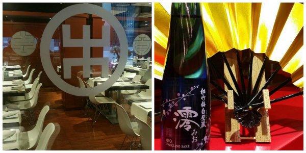 Lo que ha unido el sake no lo separará nadie