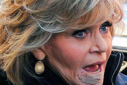 Jane Fonda padece cáncer de labio