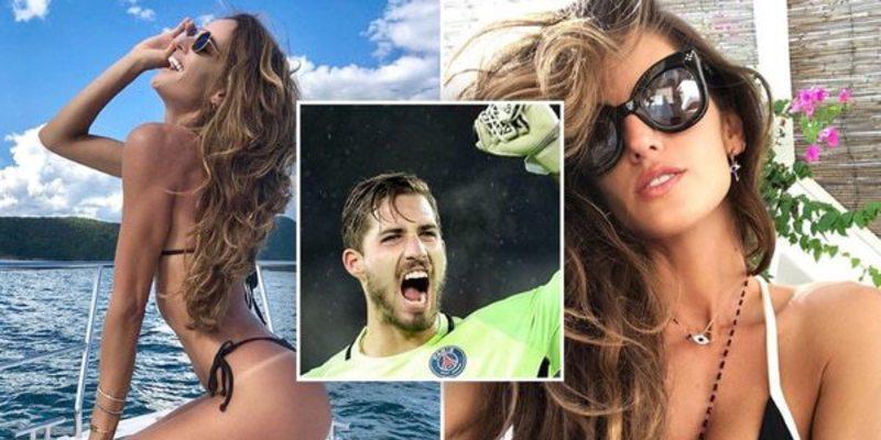 La confesión sexual de la mujer del portero del PSG en vísperas del choque con el Real Madrid