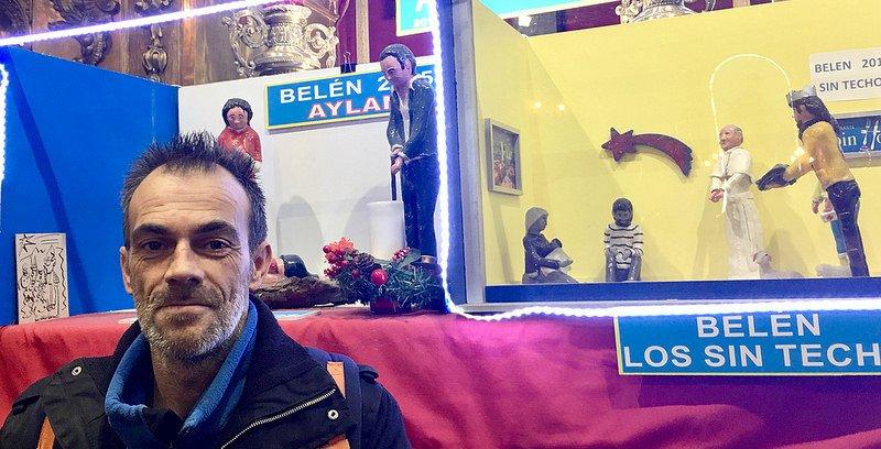 """José Carlos da Silva: """"No tengo hogar, pero nunca perderé mi libertad, porque sigo siendo una persona"""""""