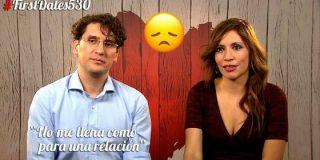 Horrible: A esta mujer la plantan en 'First Dates' por ser 'poco guapa'