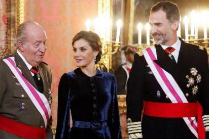 """Losantos advierte a 'Campechano': """"Deje tranquilo al Rey y no nos obligue a recordar por qué tuvo que abdicar"""""""