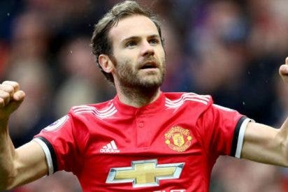 Inglaterra se rinde al 'Caballero' Juan Mata enamorada de su fair play