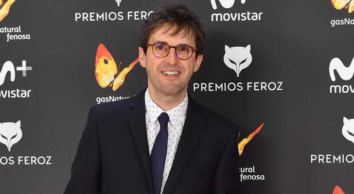 """Julián López en los Feroz: """"En España no se dan nombres de abusadores porque vamos con retraso"""""""