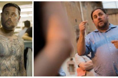 """Un funcionario de la cárcel de Estremera le baja los humos al señorito Junqueras: """"Esto no es un hotel"""""""