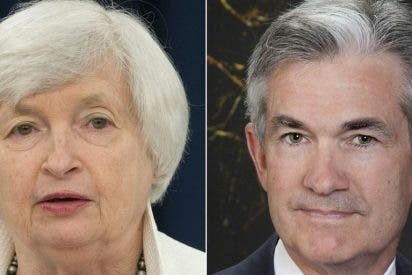 FED: Janet Yellen pasa el testigo a Jerome Powell