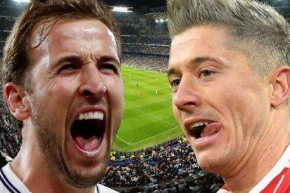 Real Madrid: Harry Kane es el plan A, pero su precio hace a Robert Lewandowski plan B