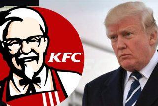 La cadena KFC trolea a Trump y a McDonalds a cuenta del botón nuclear