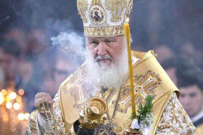 """Kirill sostiene que la intervención rusa en Siria salvó a los cristianos de un """"genocidio"""""""