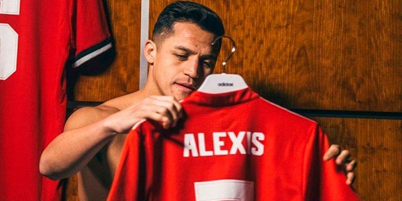 ¿Sabes lo primero que se ha comprado Alexis Sánchez tras firmar con el Manchester United?