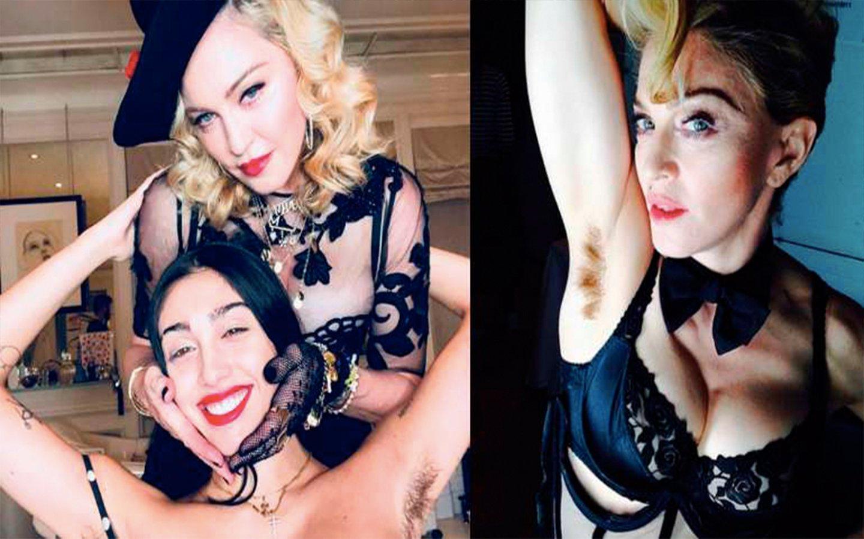 La hija de Madonna y el apestoso asunto del 'sobaquember' reivindicativo
