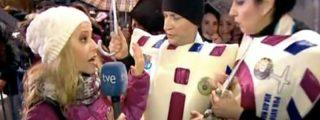 La queja más repetida sobre la lamentable retransmisión de la cabalgata de Reyes en TVE